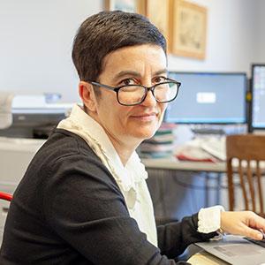 Le cabinet NB Expertise Comptable à Montpellier : Bérénice Olivet - Responsable juridique